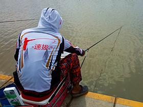 速拔战队黑坑钓鱼比赛视频荣获第三名
