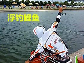 速抜战队钓鲤鱼