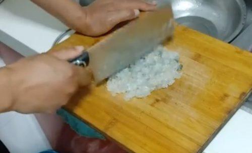 虾肉饵在冬季的使用