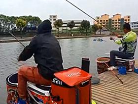 快速拔鱼技巧